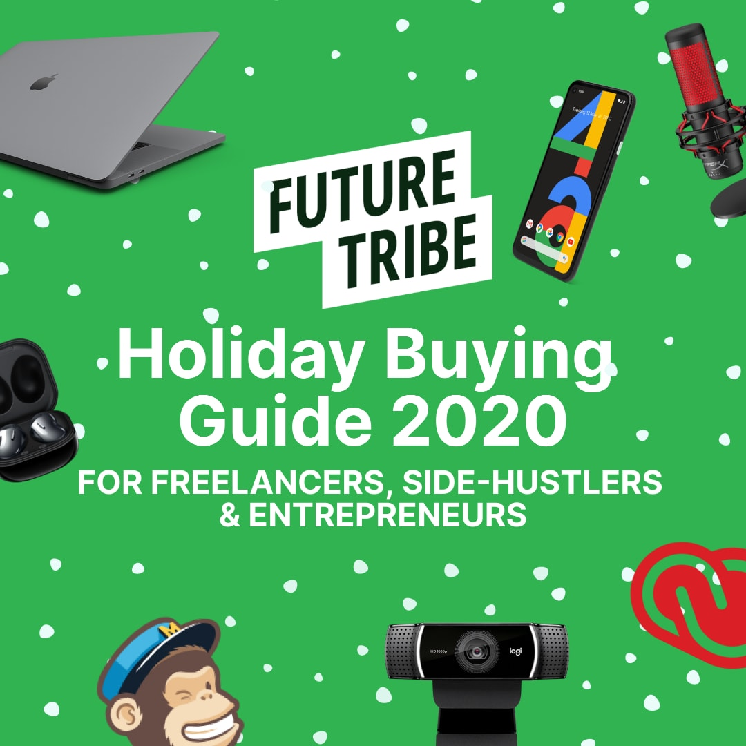 The Holiday Buying Guide For freelancers, side-hustlers and entrepreneurs